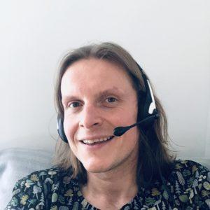 Mateusz Pietraszek English teacher Madrid